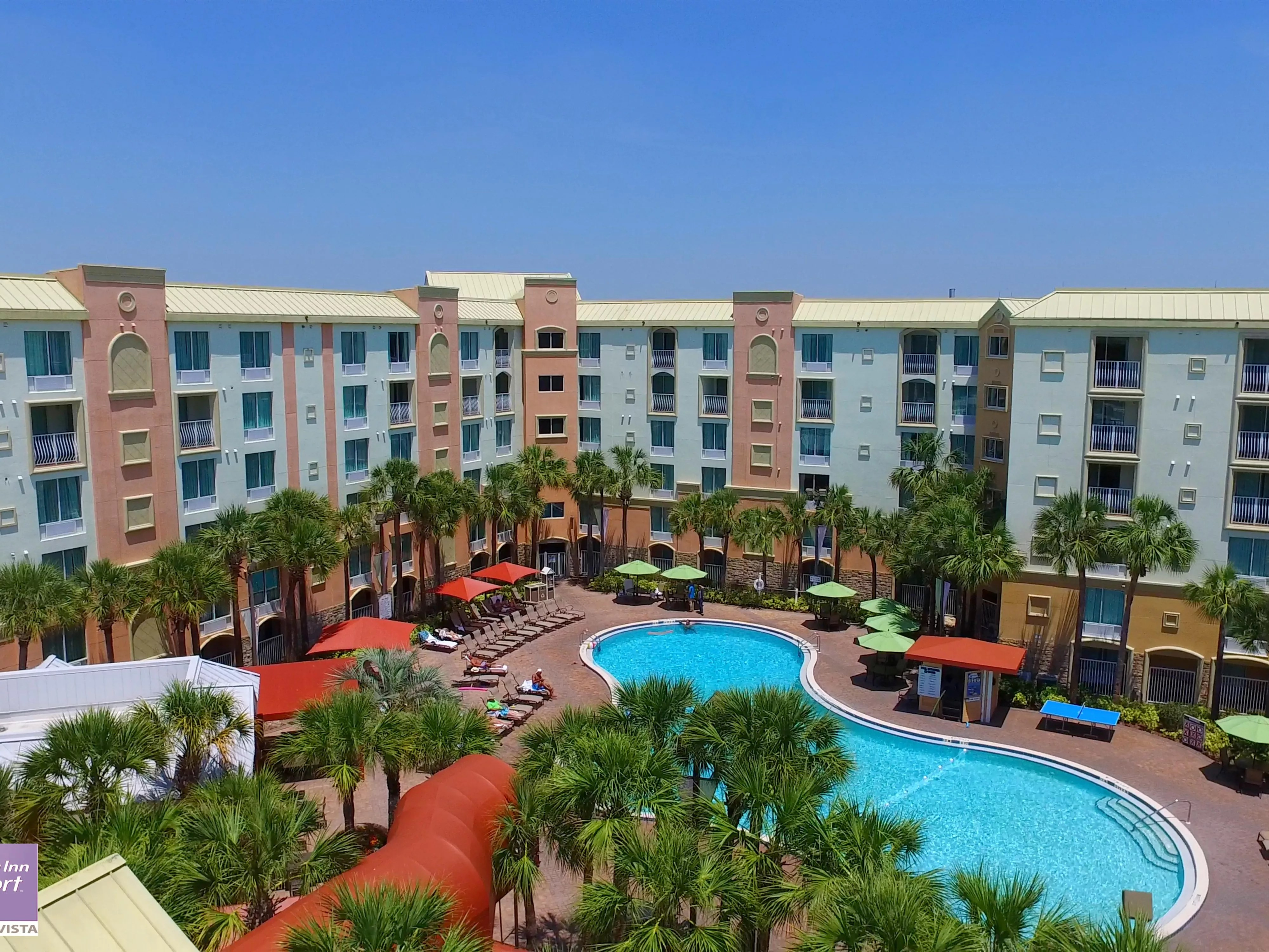 Holiday Inn Resort Orlando Lake Buena Vista Hotel