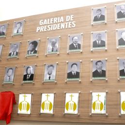 Uma galeria dos ex-presidentes