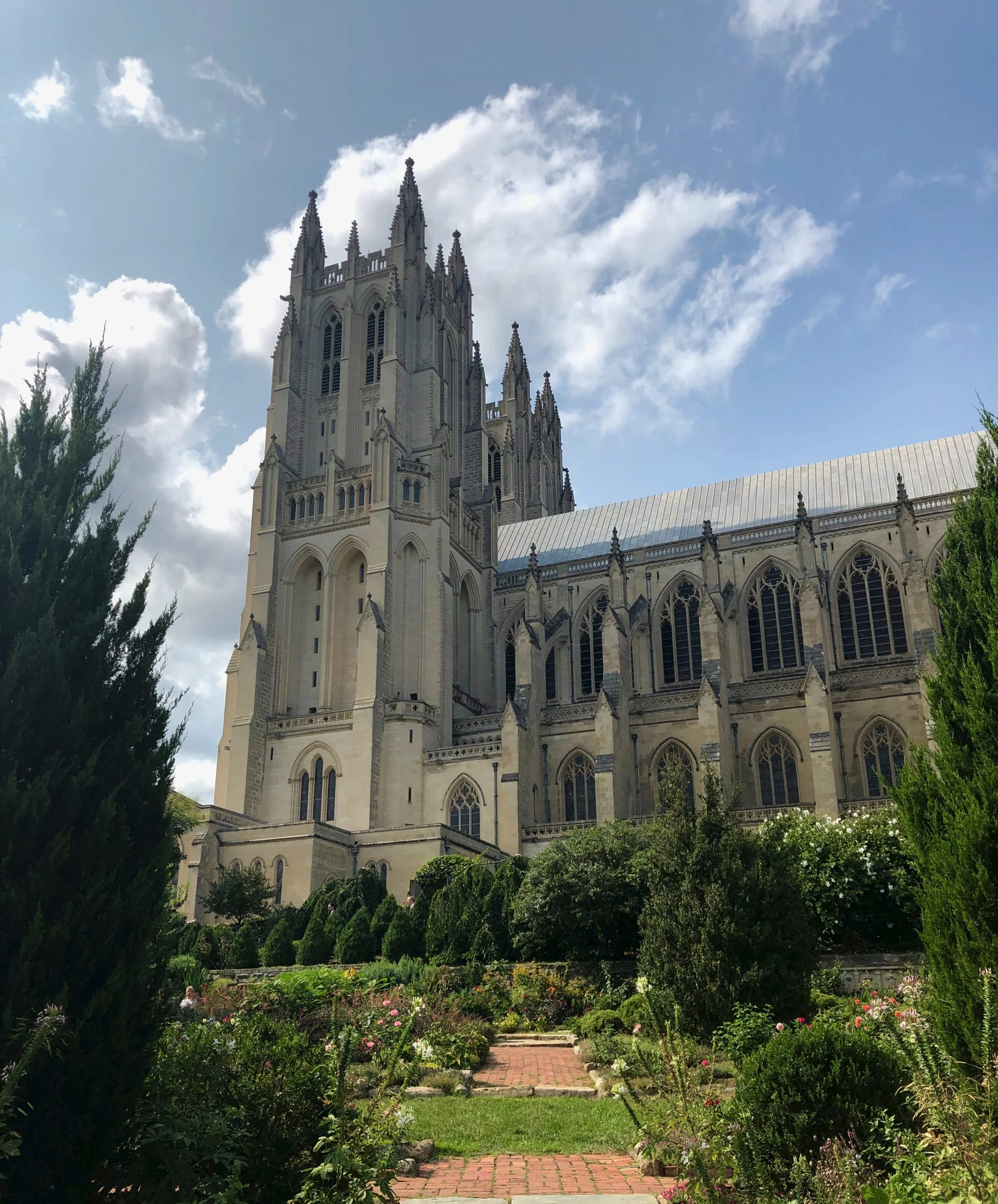 Photos Of National Cathedral In Washington Dc