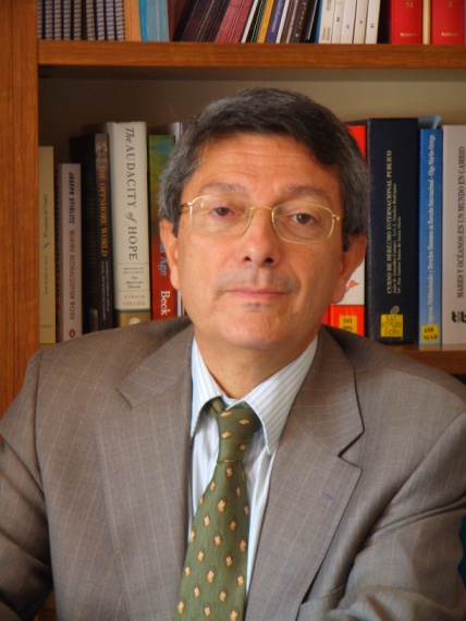 Carlos Jiménez Piernas, Head of the Legal Department of the Ministry of Foreign Affairs of Spain