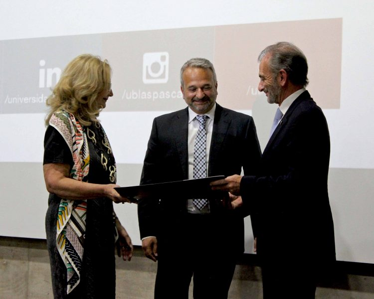 Sixto Sánchez Lorenzo, Profesor Honorario de la Universidad Blas Pascal