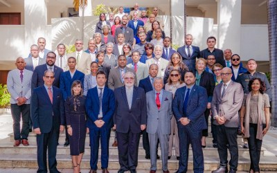 The Academic Cooperation Agreement between the IHLADI and the Institute of Higher Education in Diplomatic and Consular Training of the Dominican Republic is put into practice