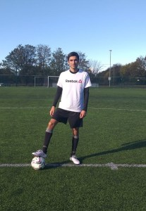 Francisco, IHM Academy Player