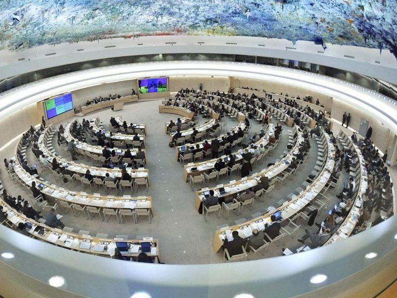 Suomen ihmisoikeuspolitiikka, YK