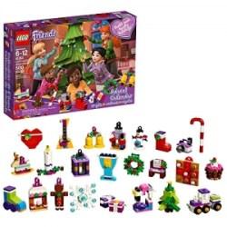 ihocon: LEGO Friends Advent Calendar 41353, New 2018 Edition,Christmas Countdown Calendar for Kids (500 Pieces) 聖誕倒計時日曆