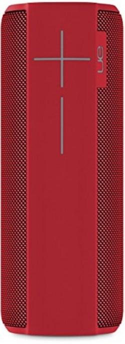 ihocon: Ultimate Ears MEGABOOM Lava Red Wireless Mobile Bluetooth Speaker Waterproof and Shockproof 防水防震藍牙音箱