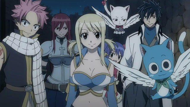 Fairy Tail: ¡Temporada final del anime se estrenará en el 2018!