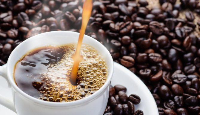 Beneficios de beber café