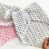 Captcha Cowl Crochet Pattern