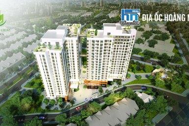 Dự án căn hộ Thủ Thiêm Garden - Thu Thiêm Garden Apartment Project