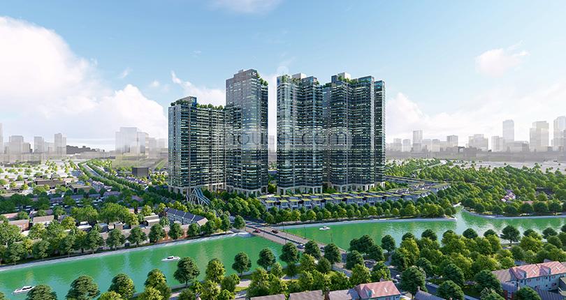 Sunshine City Saigon payment schedule (Phase 01)