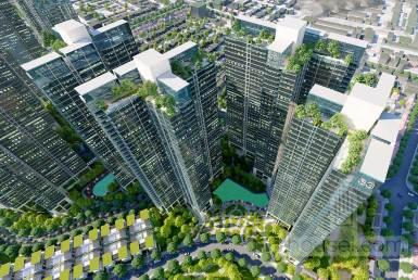 Tháp S7 Sunshine City Sài Gòn - Block S7 Sunshine City Saigon
