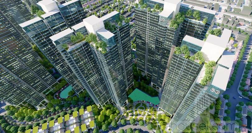 Tháp S7 Sunshine City Sài Gòn có đáng mua?
