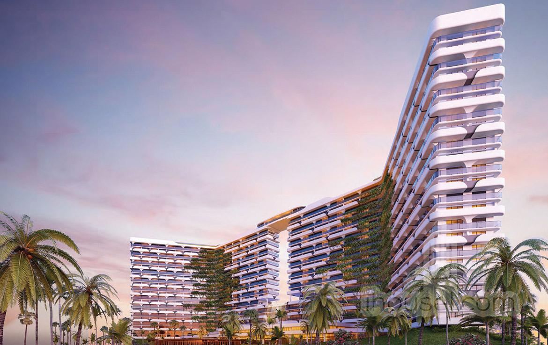 Mặt bằng tầng Cam Ranh Bay - 10 kiểu căn hộ dự án Cam Ranh Bay - Cam Ranh Bay floor plans - 10 condotel layouts of Cam Ranh Bay Project
