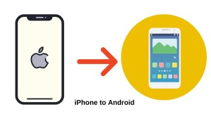 How to Transfer Data from iPhone to Samsung Phone