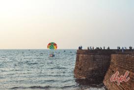 Aguada Fort Goa , India