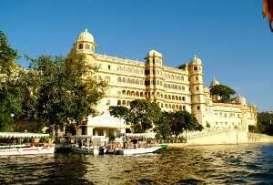 Fateh Prakash Palace, Udaipur in Rajasthan