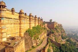 Gwalior Fort, Gwalior Madhya Pradesh