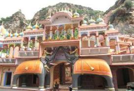 Kala Gaura Bhairava Temple in Rajasthan