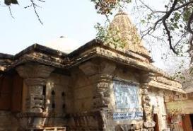Lakshminath Temple in Jaisalmer in Rajasthan