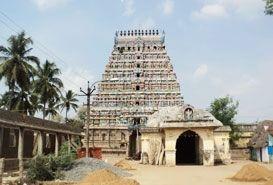 Mahalingeswarar Temple, Tanjore