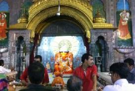 Moti Doongri Temple, Jaipur in Rajasthan