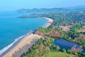 Palolem Beach Goa, India