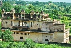 Sunder Mahal Orchha