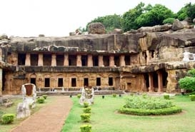 Udaigiri Caves in Sanchi