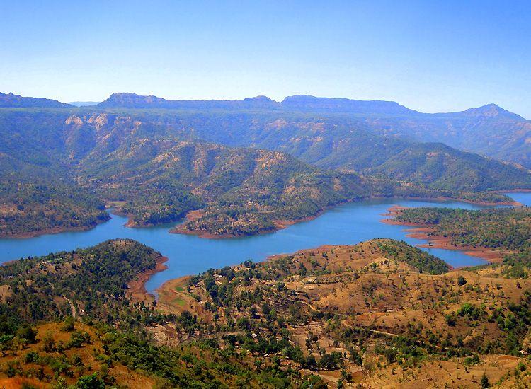 Mahabaleshwar View