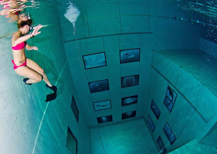 10 Incredible Artificial Swimming Pools in the World