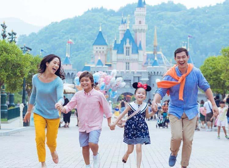 Hong Kong Family Trip