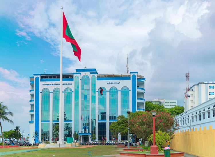 Jumhooree Maidhaan in Maldives