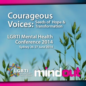 Courageous Voices conference
