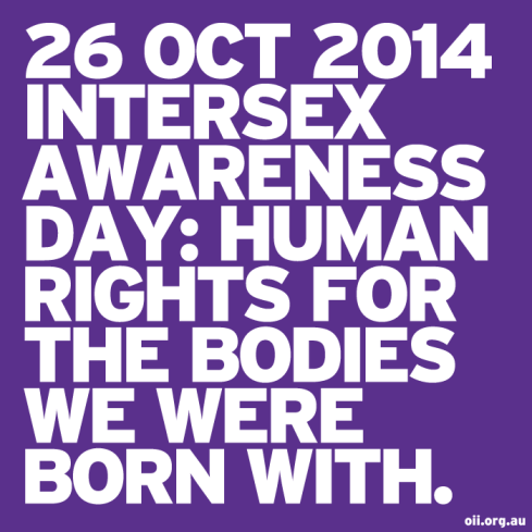 Human rightsfor the bodies we were born with