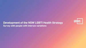 NSW Health strategy survey