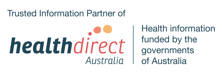 Official Information Partner of Healthdirect Australia