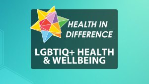 Health in Difference conference logo 2021