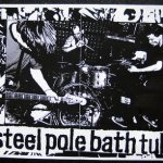 steel Artist Profile - Steel Pole Bath Tub