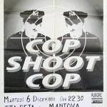 bologna.IT Visuals - Posters / Memorabilia / Merch - Cop Shoot Cop