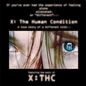 x-thc-300x300 Review - X: The Human Condition - S/T (Hypnotical Entertainment / Nova Music Productions, Inc., 2010)