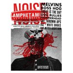 AmRepPoster_bigsquare New Releases – AmRep 25th Anniversary Bash Non-Collector Scum CD (Amphetamine Reptile)