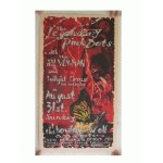 LPD-Poster-by-Allen-Jaeger Legendary Pink Dots - 2010 Tour Dates + Posters