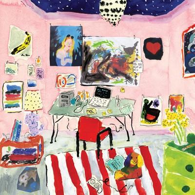 New Music Releases – Marnie Stern – Self-Titled (Kill Rock Stars)