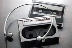 sony R.I.P. - Walkman (1978-2010)