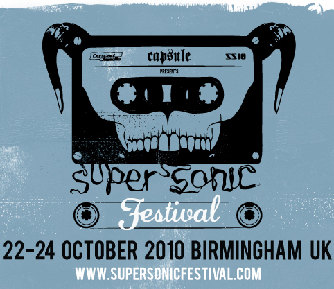 ss_101 Supersonic 2010 - Videos - Godflesh, Napalm Death, Lichens and more!
