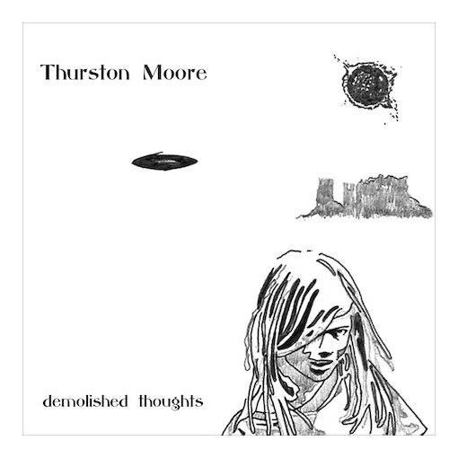 First Listen – Thurston Moore – Demolished Thoughts (NPR)