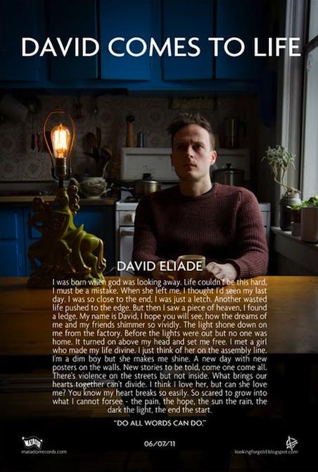 Fucked-Up-David-Comes-To-Life Upcoming Releases - Fucked Up - David Comes To Life (Matador)