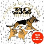 Kill-Rock-Stars-20th-Anniversary-Sampler Free Compilations Galore - Riot Season + Kill Rock Stars + Mexican Summer!