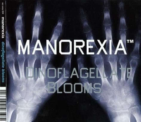 Manorexia-Dinoflagellate-Blooms New Releases - Manorexia - Dinoflagellate Blooms (Ectopic Ents)
